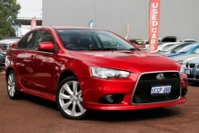 sell my car – mitsubishi lancer red