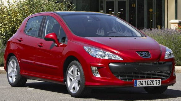 sell my car – peugeot red