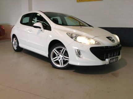 sell my car – peugeot white