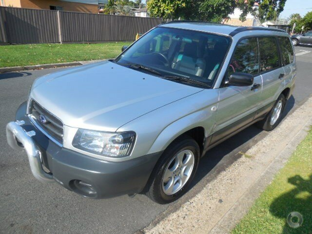 sell my car – subaru forrester