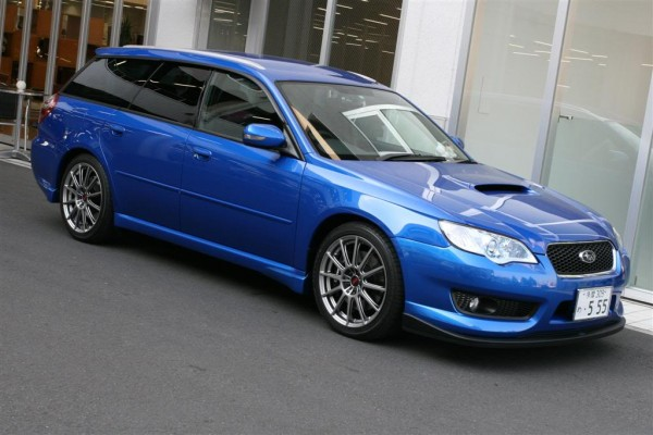 sell my car – subaru liberty blue