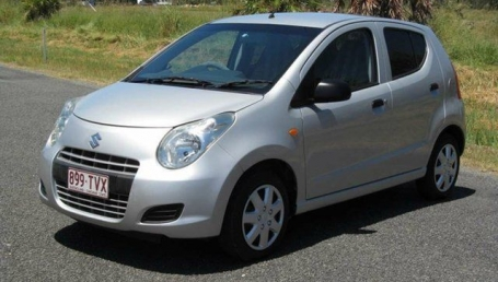 sell my car – suzuki alto