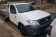 sell my car - toyota hilux white