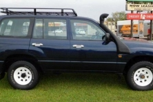 sell my car – toyota landcruiser blue