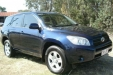 sell my car - toyota rav 4 blue