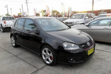 sell my car – volkswagen golf black