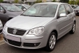 sell my car - volkswagen polo silver