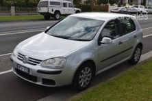 sell my car – volkswagen goldf silver