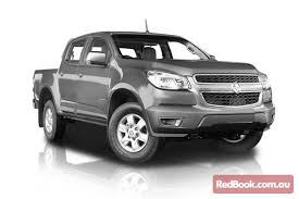 Sell my Holden Colorado
