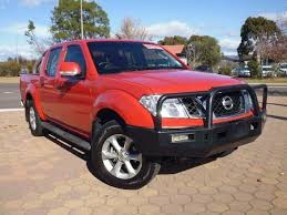 2012 Nissan Navara Red - Sell my car