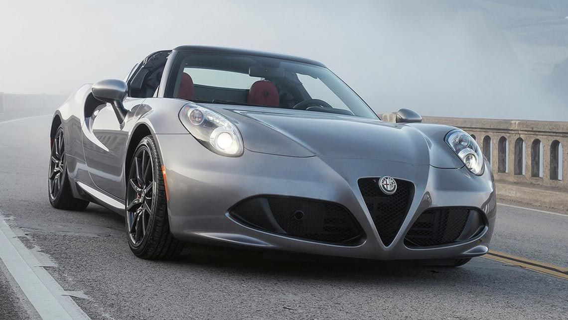 ALFA ROMEO C SPIDER Sell My Car Buy My Car - Used alfa romeo 4c for sale