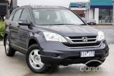 sell my car honda CRV