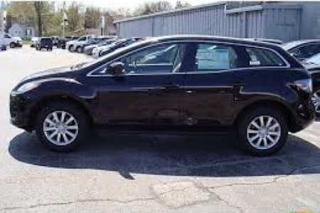 Sell My 2010 Mazda CX7 Black