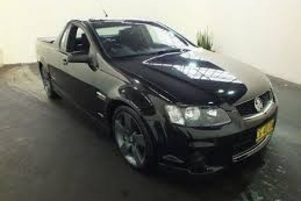 Sell My 2012 Holden Commodore SS Thunder Black