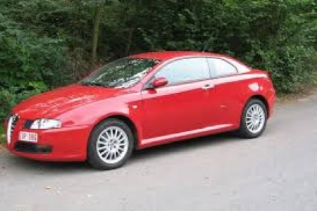 Sell My 2005 Alpha Romeo GT Red