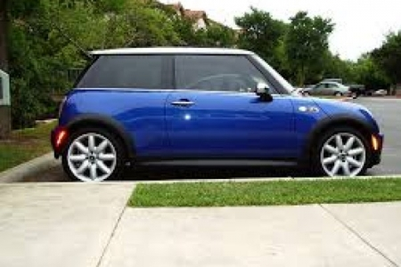 Sell My 2005 Mini Cooper S Blue