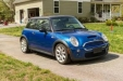 Sell My 2005 Mini Cooper S Blue Front