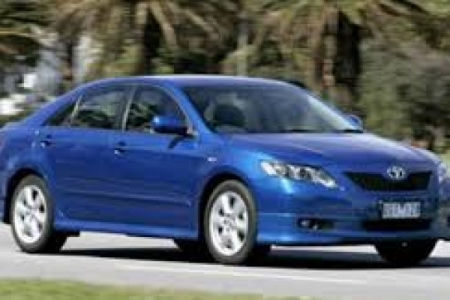 Sell My 2006 Toyota Camry Sportivo Blue