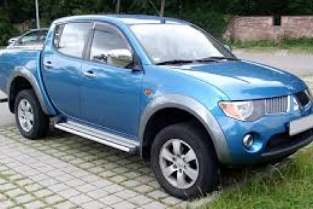 Sell My 2007 Mitsubishi Triton Blue