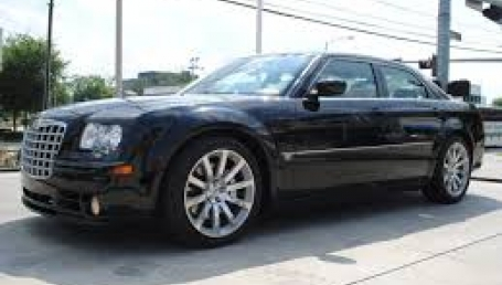 Sell My 2008 Chrysler 300C SRT Black
