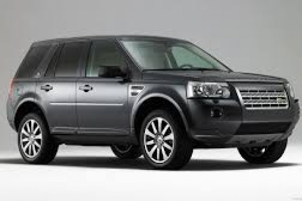 Sell My 2008 Land Rover Freelander Black
