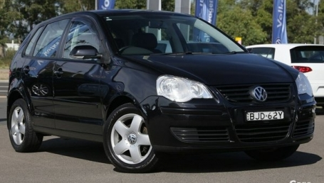Sell My Car 2008 VW Polo Pacific Black