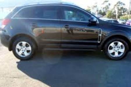 Sell My 2010 Holden Captiva Black