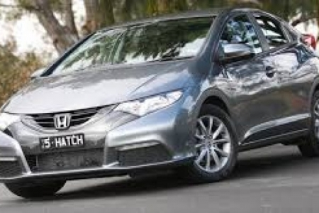 Sell My 2012 Honda Civic VTi Grey