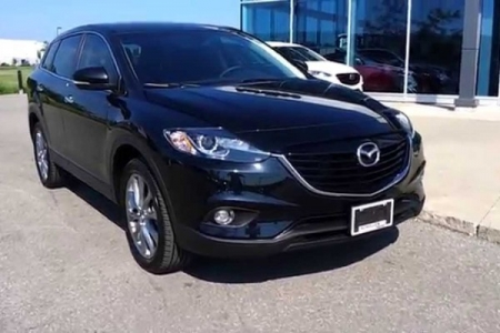 Sell My 2013 Mazda CX9 Black