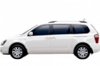 Sell My 2014 KIa Grand Carnival White Side