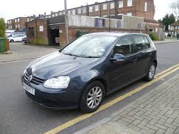 2008 VW Golf Navy - Sell my car