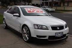 Sell My 2007 Holden HSV Senator Signature White