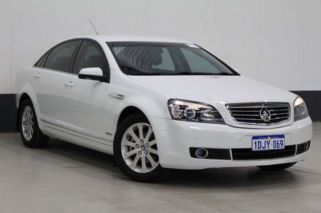 Sell My 2009 Holden Statesman White
