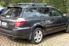 Sell My 2009 Subaru Outback Premium Grey
