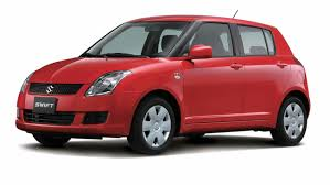 sell my 2005-suzuki-swift-hatch-red-