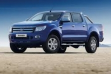 Sell My 2010 ford ranger dual cab blue