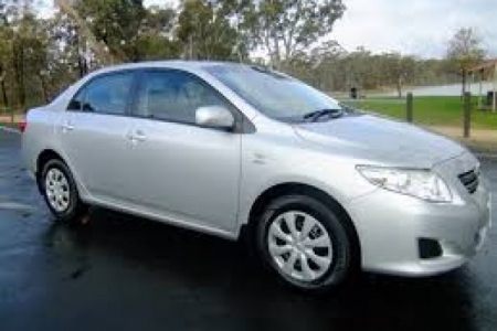 Sell My 2010 toyotac orolla sedan silver