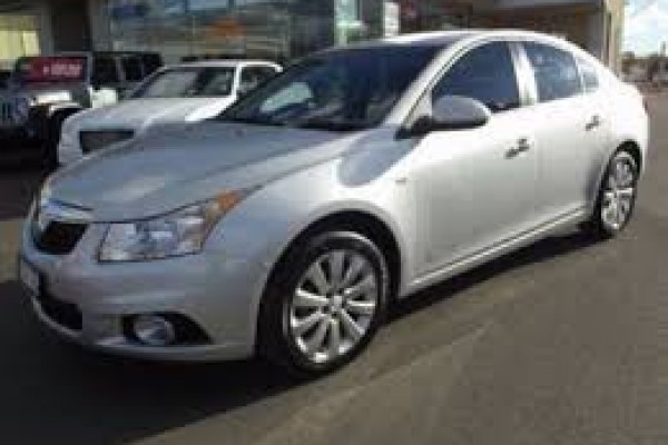 Sell My Car 2014-holden-cruze-silver-sedan