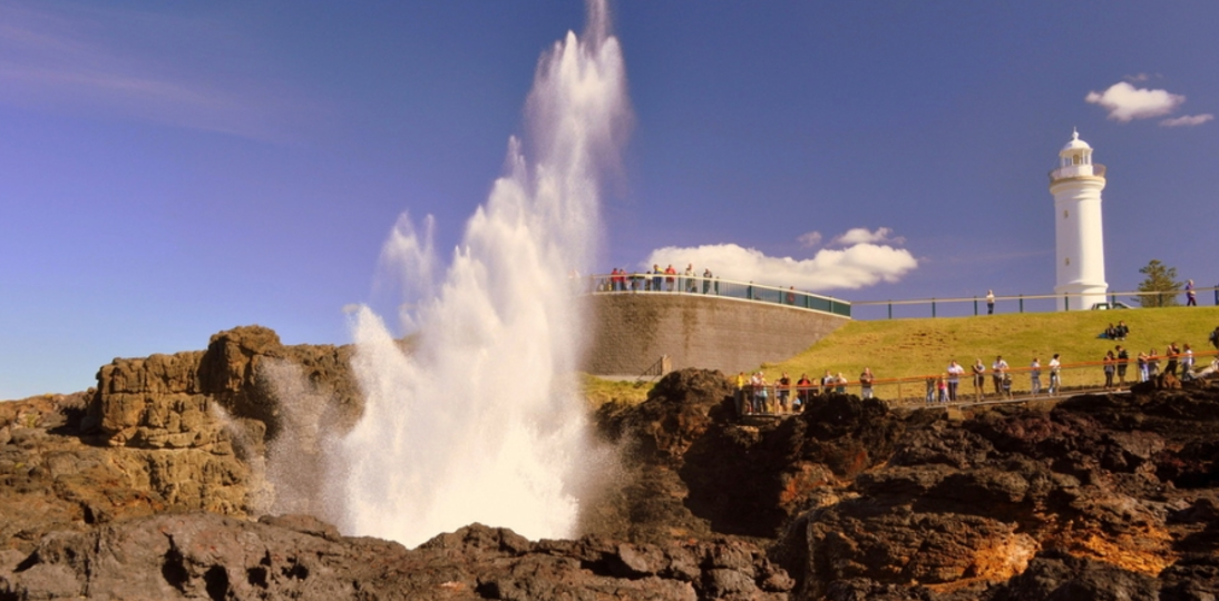 Kiama Blow Hole Sell Cars Sydney