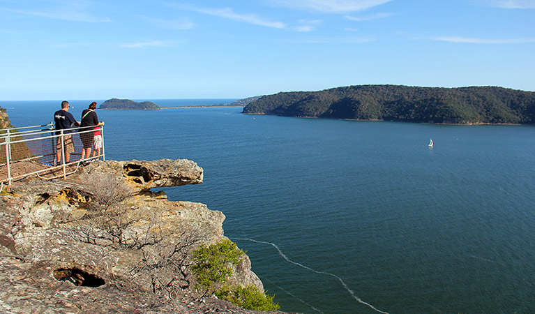 Warrah lookout, Brisbane Water National Park