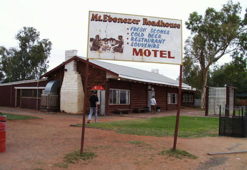 selling car adelaide mt ebenezer roadhouse