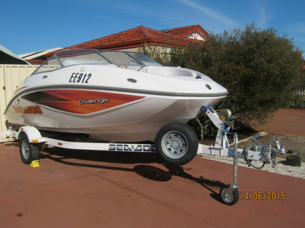 1.Seadoo Challenger 180 (Large)
