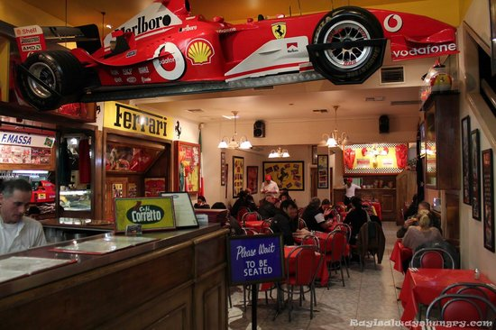 Sell my Car Melbourne Ferrari Cafe Coretto