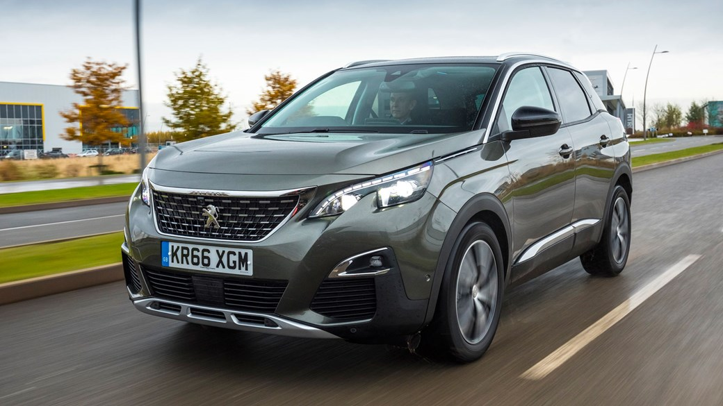Peugeot 3008 Allure Sell My Car Buy My Car