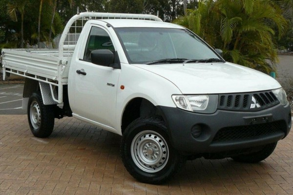 2007 Mitsubishi Triton Sell My Car
