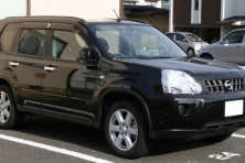2012 Nissan X-trail sell my car