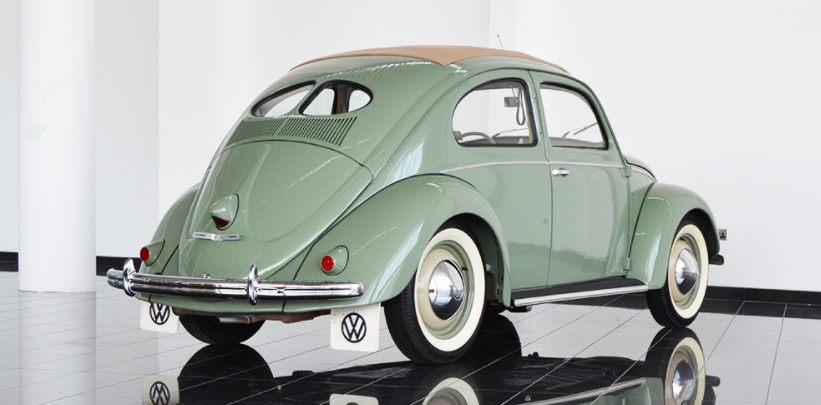 Selling my VW beetle