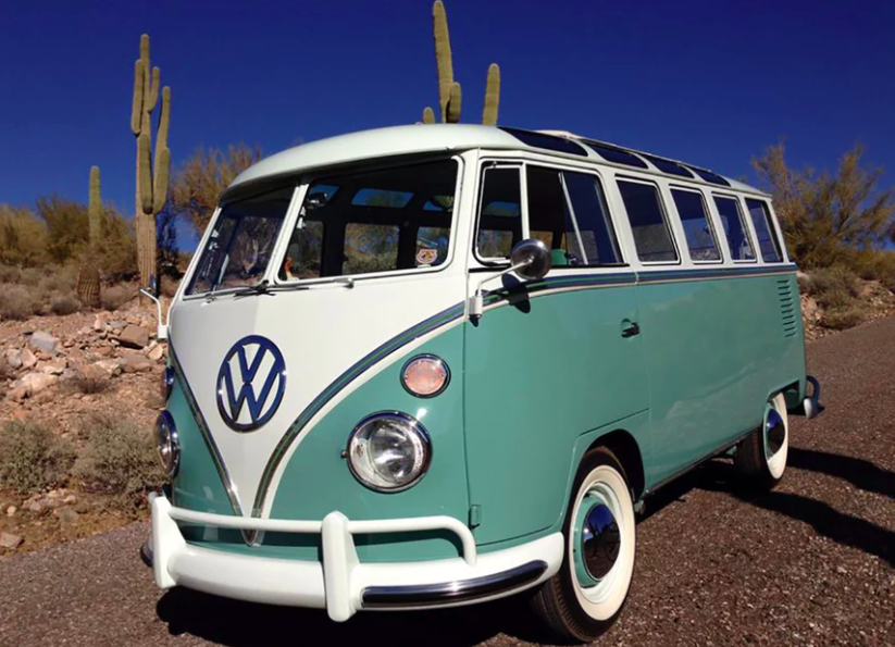 Selling my VW van