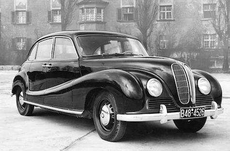Sell my BMW 501