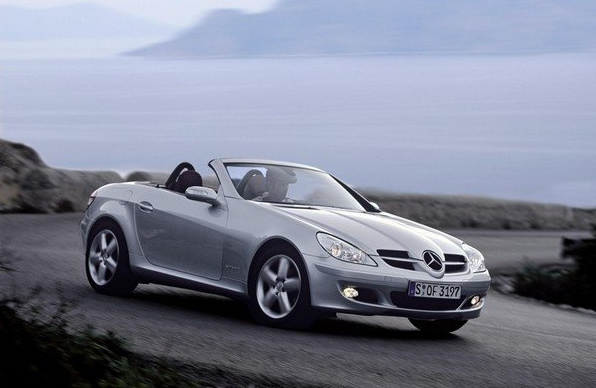 Selling my Mercedes SLK